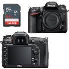 Nikon D7200 DSLR Camera Body +64GB - Express Delivery