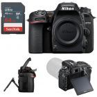 Nikon D7500 DSLR Camera Body +64GB