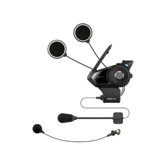 Sena 30K Single Mesh Intercom Motorcycle Bluetooth 4.1 - Express Delivery