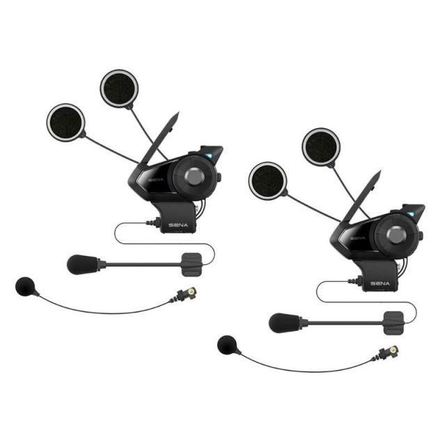 Sena 30K Dual Mesh Intercom Motorcycle Bluetooth 4.1 - Express Delivery