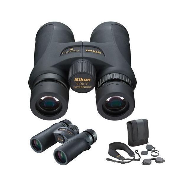Nikon 8x42 Monarch 7 Binoculars - Express Delivery