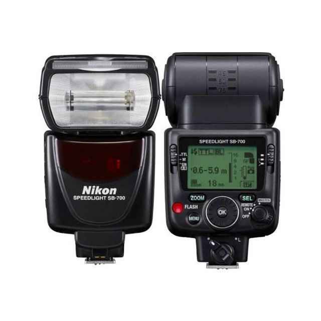 Nikon SB-700 Speedlight Flash - Express Delivery