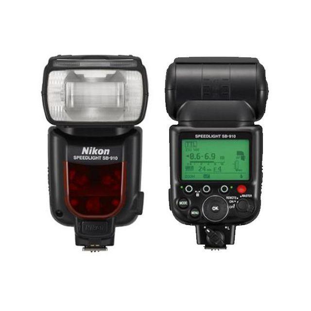 Nikon SB-910 Speedlight Flash - Express Delivery