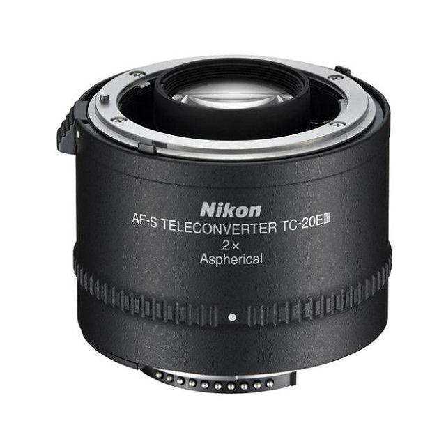 Nikon TC-20E Mark III 2.0x Teleconverter - Express Delivery
