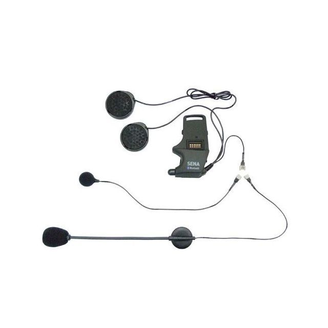 Sena SMH-A0302 Clamp Kit Attachable Boom Mic & Wired Mic - Express Delivery
