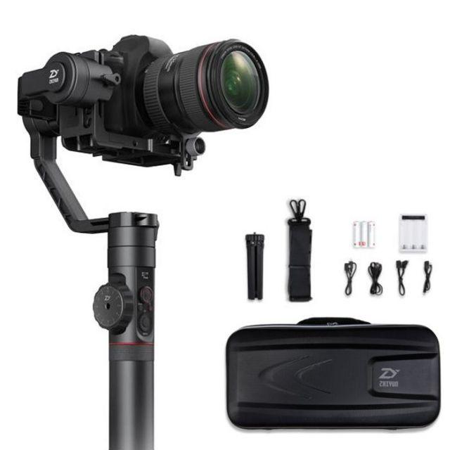 Zhiyun Crane 2 3-Axis Gimbal Camera Stabilizer open box