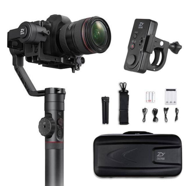 Zhiyun Crane 2 +WiFi Remote 3-Axis Gimbal Camera Stabilizer