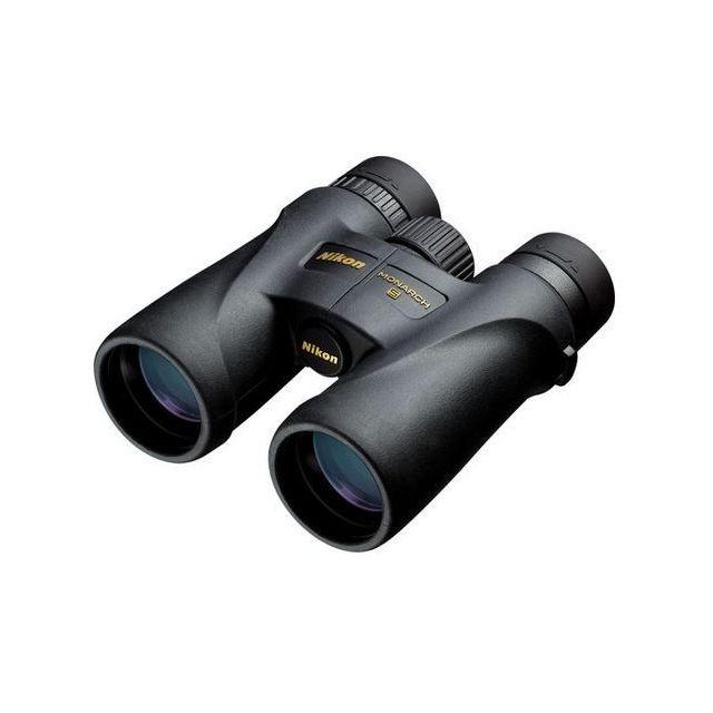 Nikon 10x42 Monarch 5 Binoculars 7577 WP DCF - Express Delivery