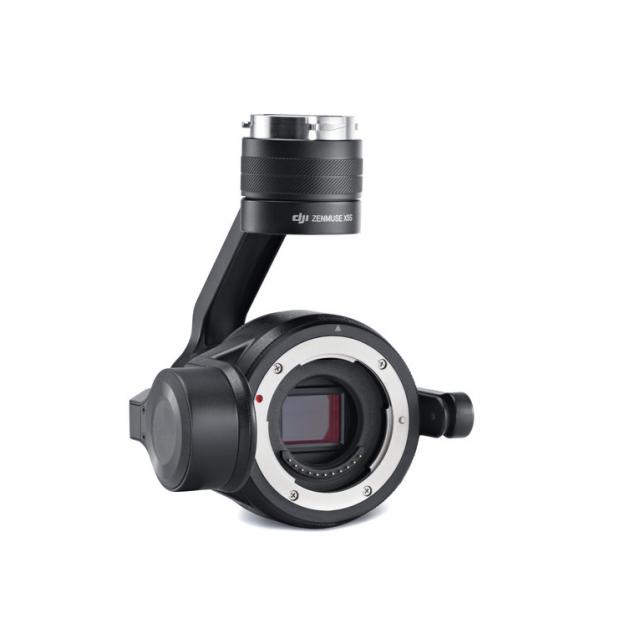 DJI Zenmuse X5S Lens excluded +Camera +Gimbal