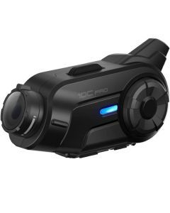 Sena 10C Pro QHD Camera Motorcycle 4-Way Communication System