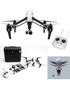 DJI Inspire 1 Quadcopter + 4K Camera + 3-Axis Gimbal + Case