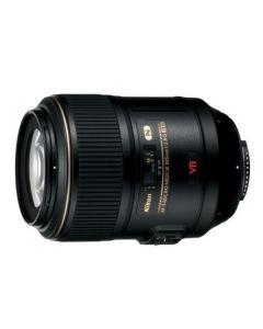 Nikon 105mm VR F/2.8G AF-S Micro Lens - Express Shipping