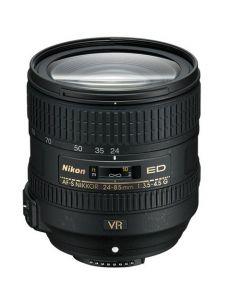 Nikon AF-S Nikkor 24-85mm f/3.5-4.5G ED VR Lens - Express Delivery