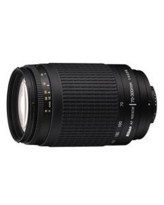 Nikon 70-300mm f/4-5.6G AF Lens - Express Shipping