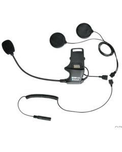 Sena SMH-A0305 Helmet Clamp Kit for Speakers and Earbuds - Express Delivery