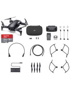 DJI Mavic Air +64GB Black Drone - SmartCapture Quadcopter