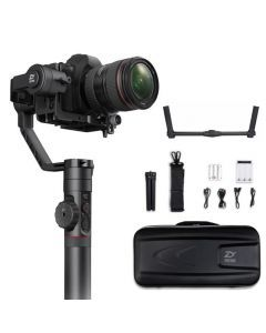 Zhiyun Crane 2 + Dual Handle Grip 3-Axis Gimbal Camera Stabilizer