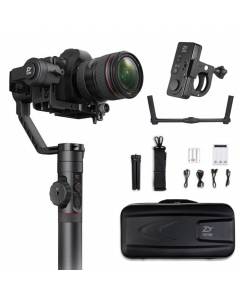 Zhiyun Crane 2 + Dual Handle Grip +WiFi Remote 3-Axis Gimbal Camera Stabilizer