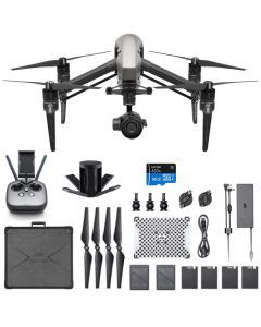DJI Inspire 2 Combo +Zenmuse X5S +CinemaDNG +Apple ProRes