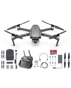 DJI Mavic 2 Zoom Fly More Combo  +64GB  Drone Quadcopter
