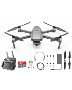 DJI Mavic 2 Zoom + 64GB Drone Quadcopter