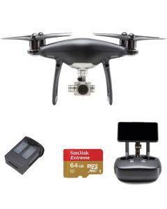 Phantom 4 Pro+ Obsidian Bundle + extra Battery + 64GB Extreme Card from DJI