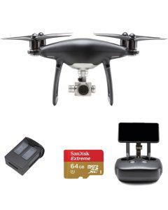 Phantom 4 Pro+ Obsidian Bundle + extra Battery + 64GB Extreme Card from DJI