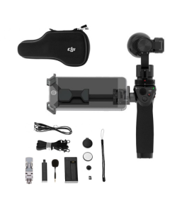 DJI Osmo Handheld 4K Camera w/ 3-Axis Gimbal Open Box + Osmo Stand