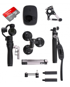 DJI Osmo w. 64GB Sport Accessory Kit