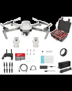 DJI Mavic Pro Platinum +Hardcase +64GB +UV + 2 extra Batteries Ultimate Drone Bundle