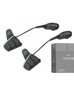 Cardo SmartH DMC Motorcycle Intercom Duo