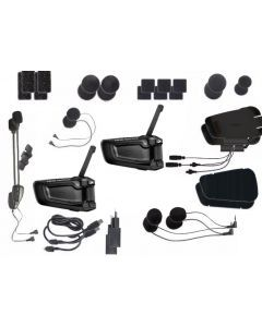 Cardo Scala Rider Smartpack DMC Motorcycle Intercom Duo