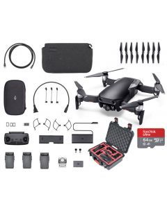 Mavic Air Combo +Case +64GB Black Fly More Drone Ultimate Quadcopter DJI