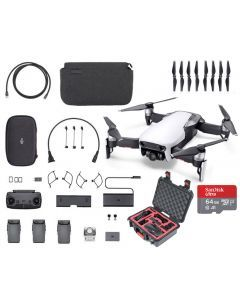 Mavic Air Combo +Case +64GB White Fly More Drone Ultimate Quadcopter DJI